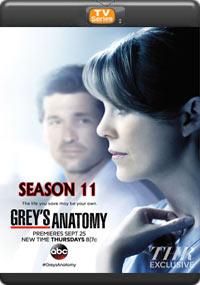 Grey's Anatomy Season 11 [Episode 13,14,15,16]