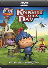 Mike The Knight Knight For A Day [C-1114]