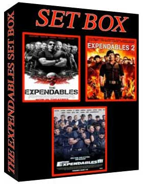 The Expendables Set Box [3835,5166,6039]