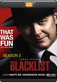 The Blacklist Season 2 [Episode 13,14,15,16]