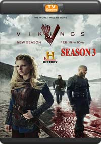 Vikings Season 3 [Episode 1,2,3,4]