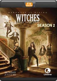 Witches Of East End Season 2 Episode 1,2,3,4]
