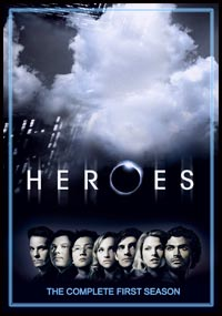 Heroes - The complete First season